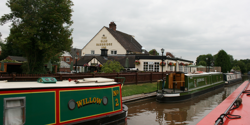 The Olde Barbridge